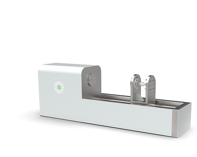 Rotations-Prüfmaschine und Prüfsystem